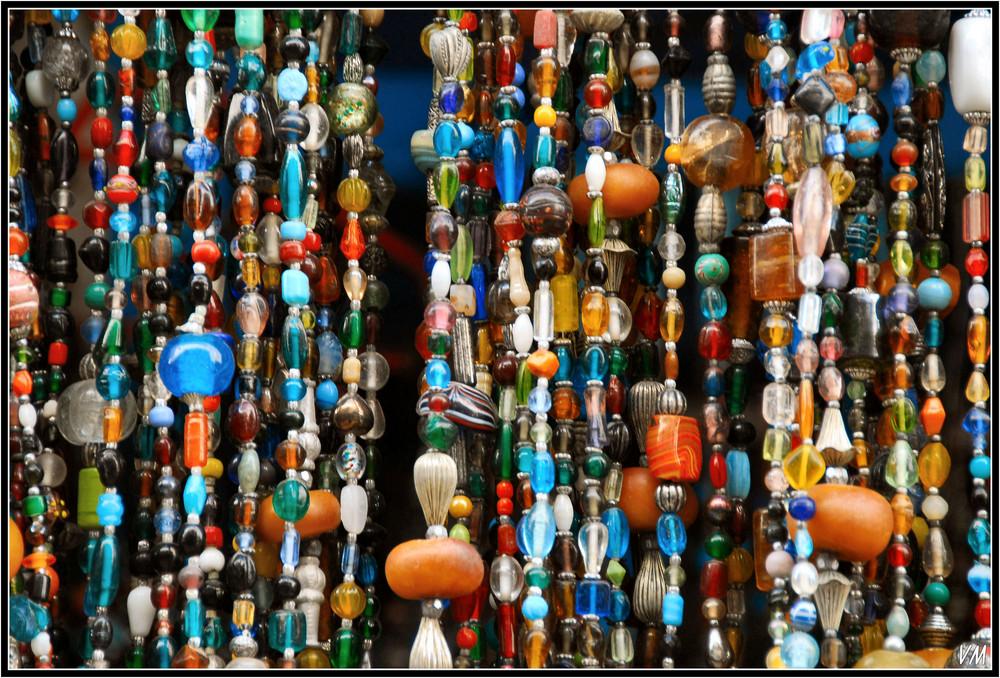 Necklaces...