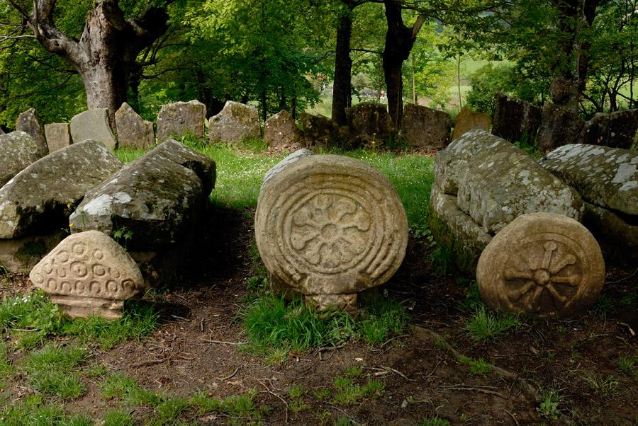 Necrópolis de Argineta (Elorrio)