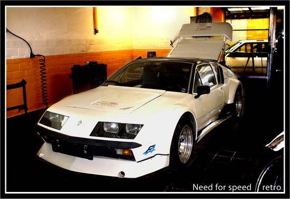 need for speed retro