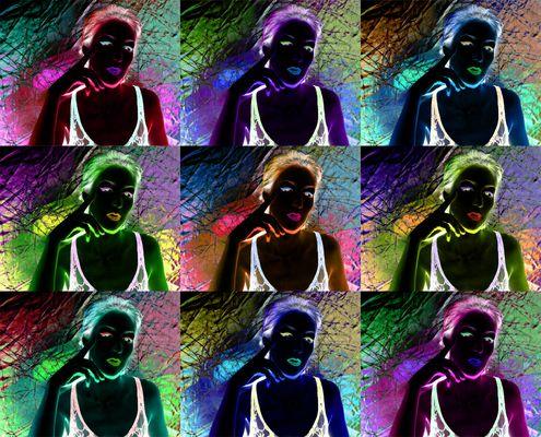 Negative Warhole... !?