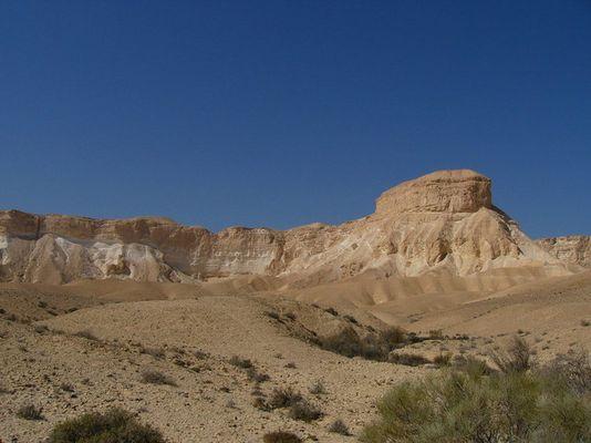 negev desert sandhill