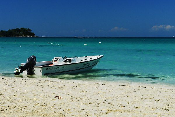 Negril / Jamaica Beach at Couples Negril-2-