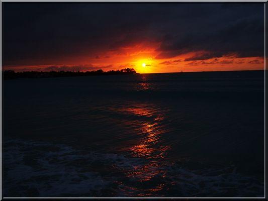 Negril / Jamaica Sunset