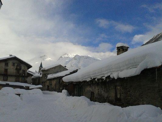 neige ...