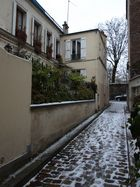 Neige à Charonne