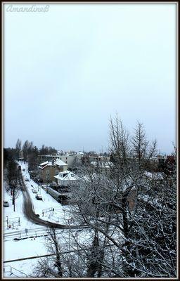 Neige a Metz
