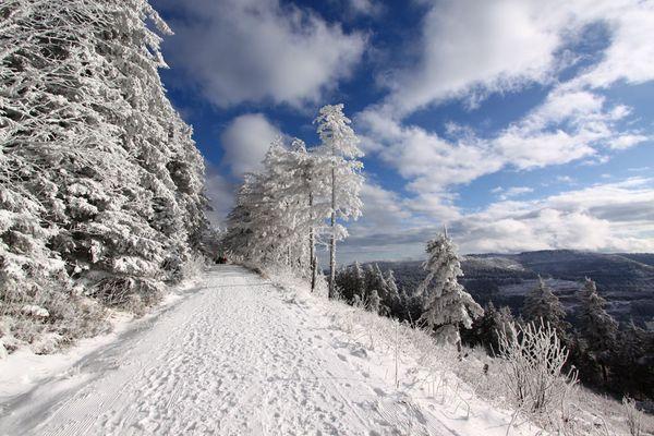 neigement beau