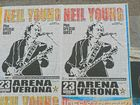 Neil Young in Verona