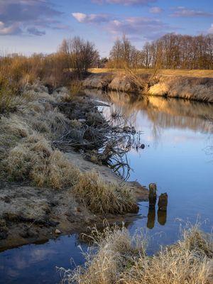 Neiße bei Forst (Lausitz)