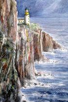 Neist Point auf der Isle of Skye, Schottland
