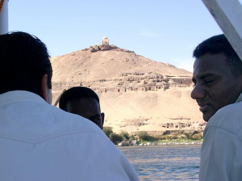 Nekropole in Assuan