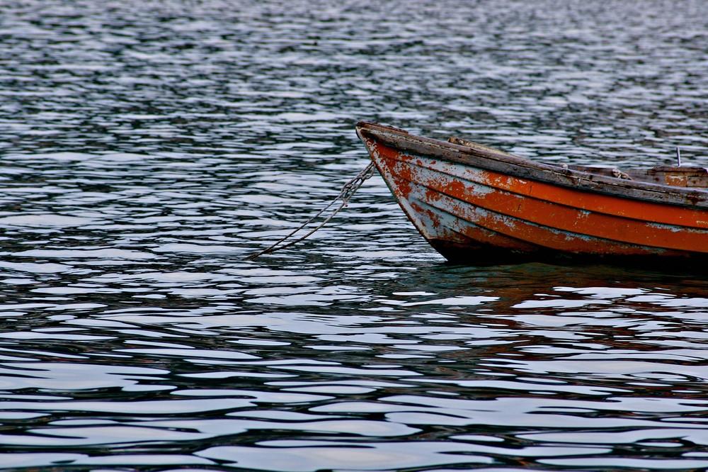 nel mare