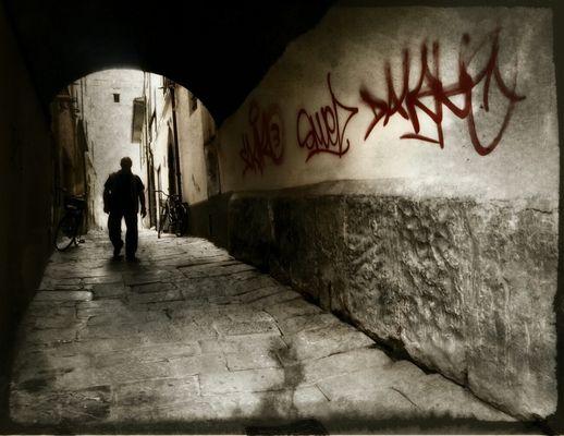 Nel tunnel