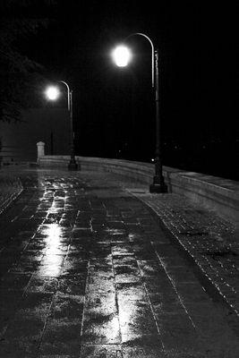 Nel vento e nella pioggia
