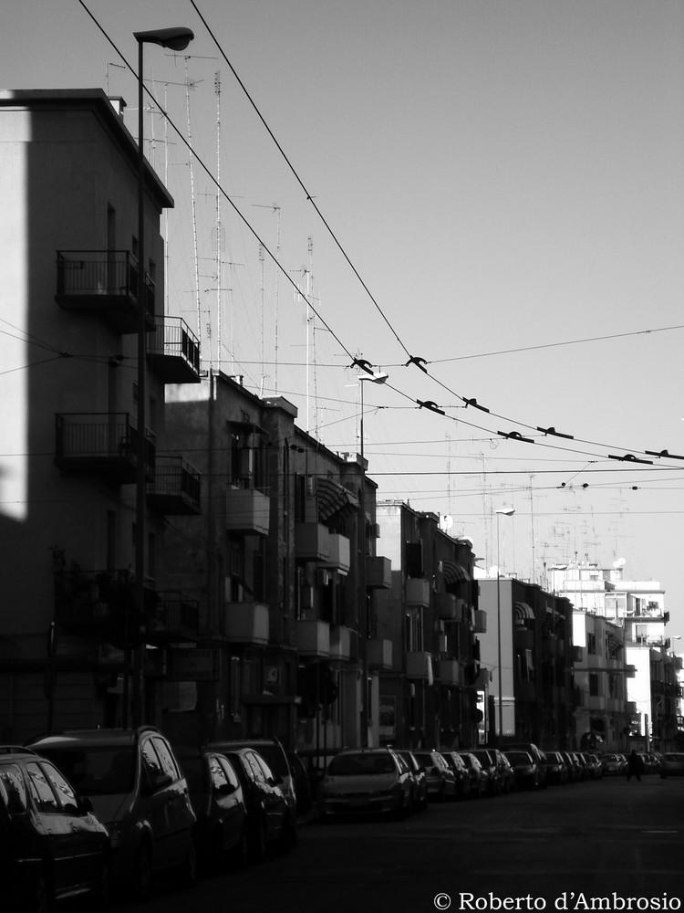 Nella città