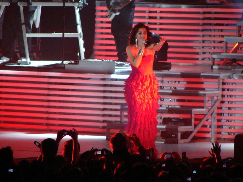 Nelly Furtado in Düsseldorf