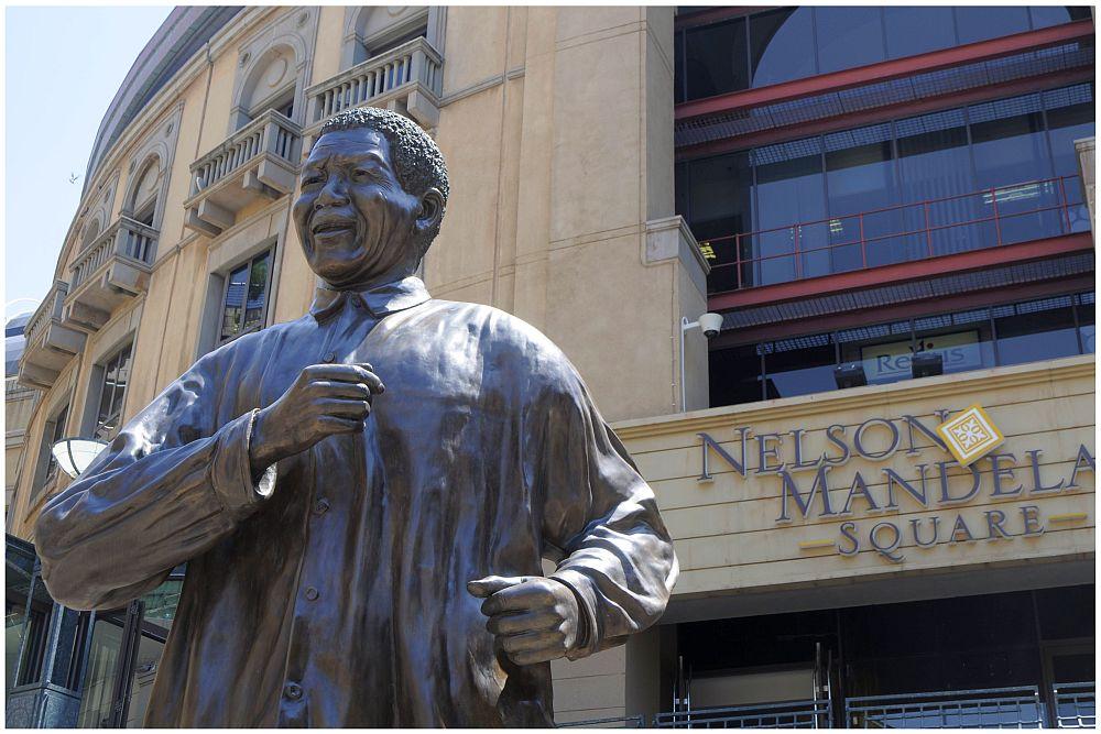 Nelson Mandela Square @ Sandton / Johannesburg