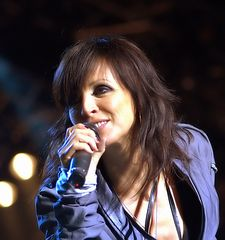 Nena bei Rock for Nature