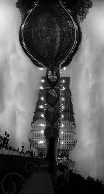 Neófito de noche - Neophyt der Nacht - Proyecto 2015/05: S. CATALINA de Koldo Soto Guridi