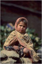 NEPAL 1992 - LAND DER BERGE - JOMSOM TREK - SIKHET - BEGEGNUNGEN (21 05)