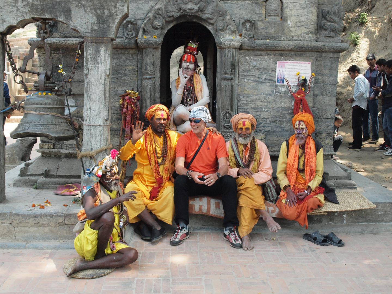 Nepal Freunde