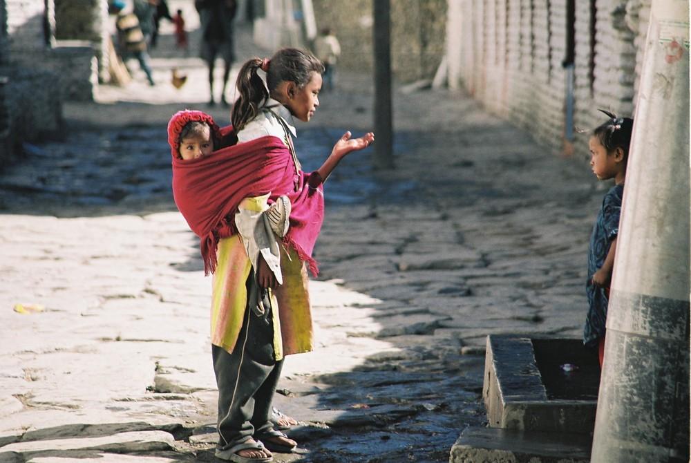Nepal - Ghasa/Tatopani Oktober 2008