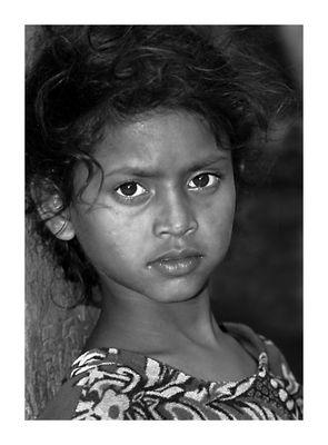 Nepali Child #1