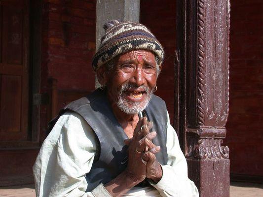 Nepali in Patan