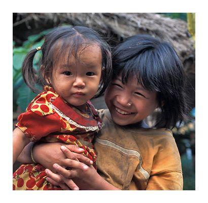 Nepali Sisters