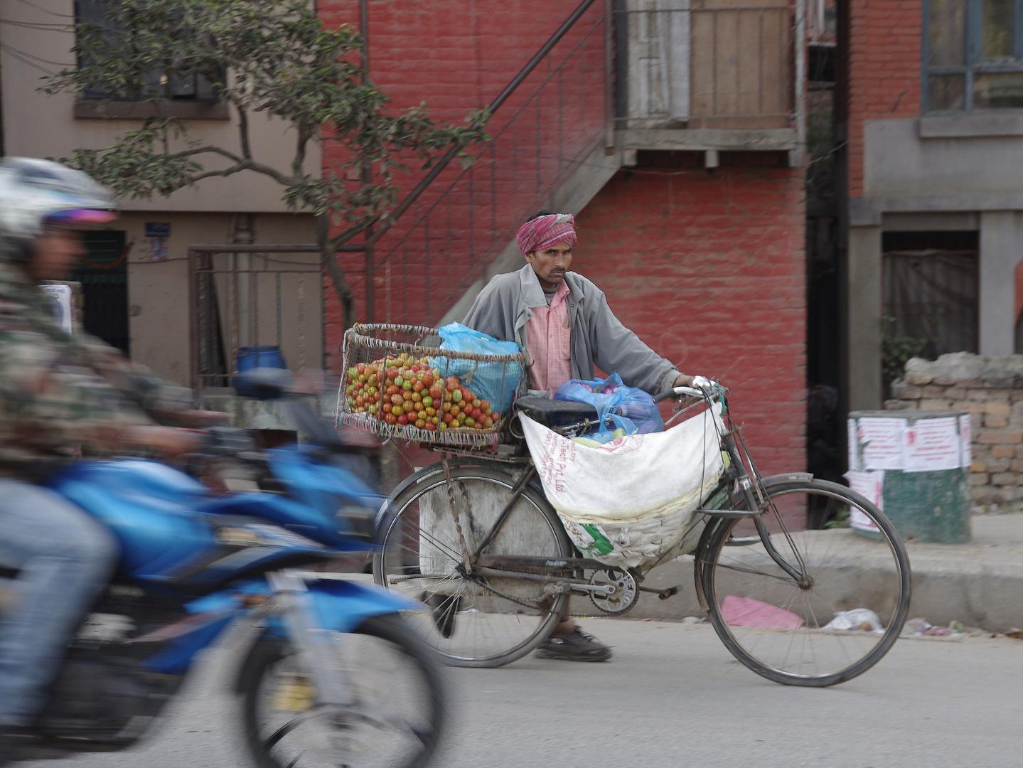 Nepals Menschen 1