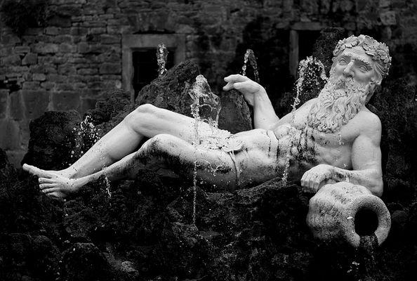 Neptun-Brunnen, Hortus Palatinus, Heidelberg