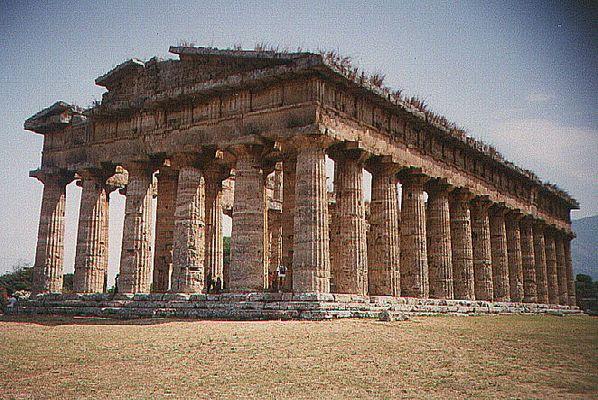 Neptun Tempel