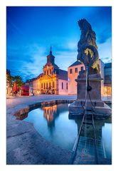 Neptunbrunnen Bayreuth