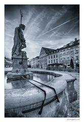 Neptunbrunnen Bayreuth II