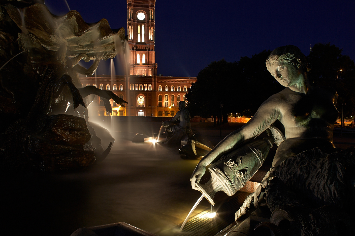 Neptunbrunnen, Berlin