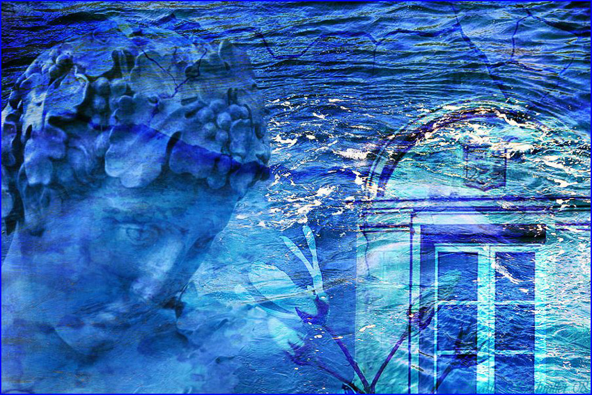 .. Neptuns Traum vom Landleben ...