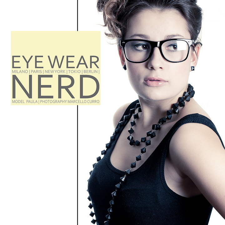 Nerd look / Paula #2