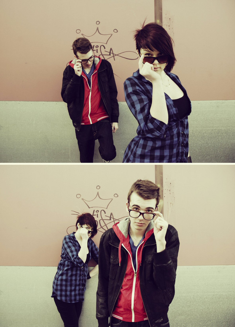 nerdy people