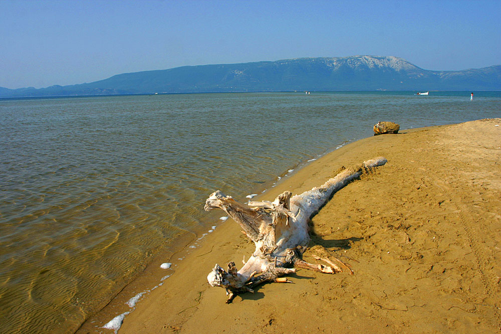 Neretva meets Adriatics - endless sandbeaches