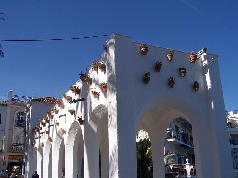 Nerja : Paseo du Balcon d'Europe