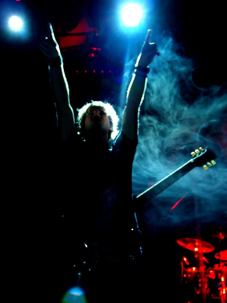 Nesko Hadzimuratovic (Nesko X), Laminius X-One man show-, live in Paris,06/2008