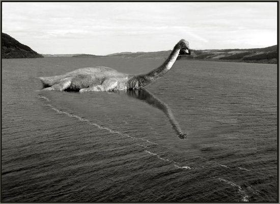 Nessie lebt!?