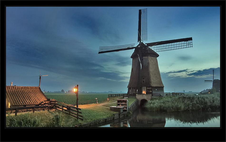 Netherland evening