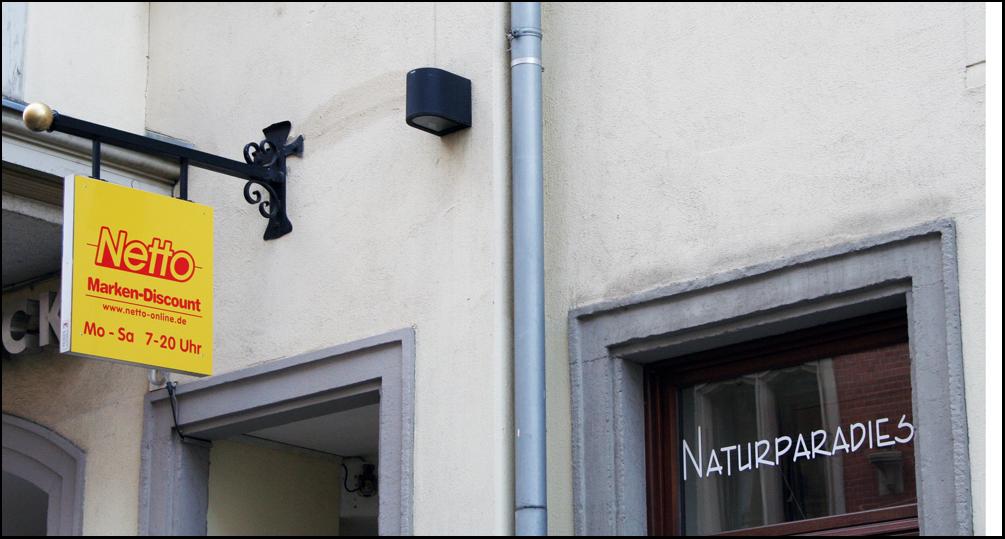 Netto -Naturparadies?