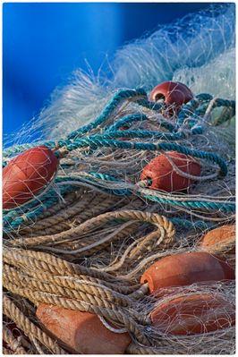 Netze und Taue