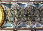 Netzgewölbe in der Maria- Himmelfahrtskirche in Klodzko ( Glatz)
