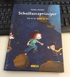 Neu in der Bürobibliothek: Der Schattenspringer