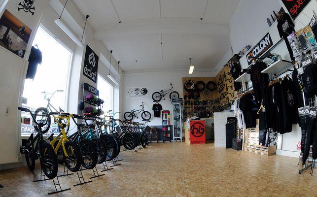 Neu in Flensburg: Ride On - BMX Shop