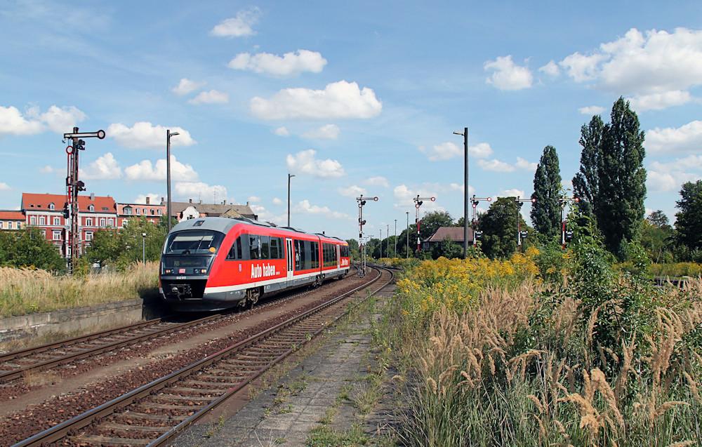 Neu trifft Alt in Sachsen-Anhalts Süden ...