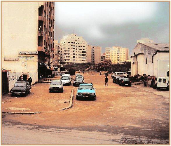 Neubauviertel in Tanger